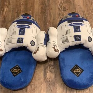 R2D2 Slippers